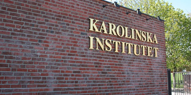 Karolinska institutet. Foto. Fotokälla: karolinska institutet