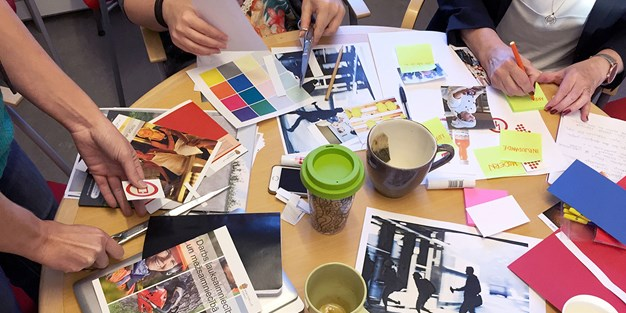 Design workshop. Foto
