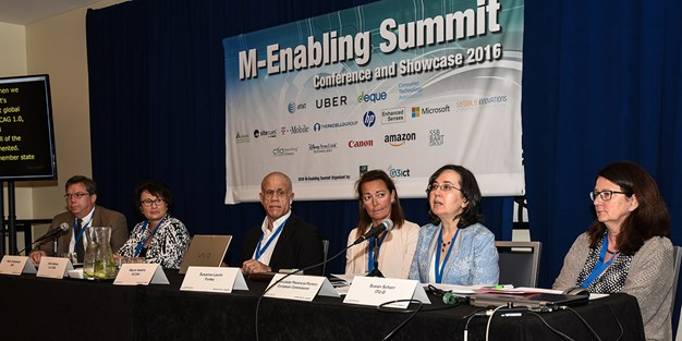 M-Enabling Summit 2016. Photo
