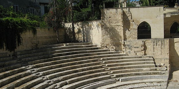 Lecce Teatro Romano. Photo