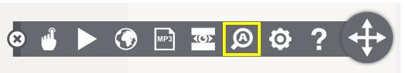 Textremsa ikon